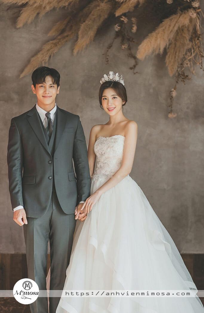 Album Chụp ảnh cưới phong cách Hàn Quốc cực đẹp tại Mimosa ...